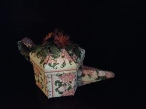Arianna Blooms Tea Pot